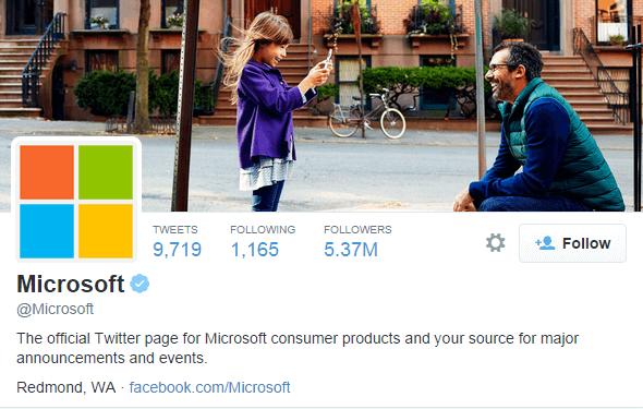Microsoft geekgenes
