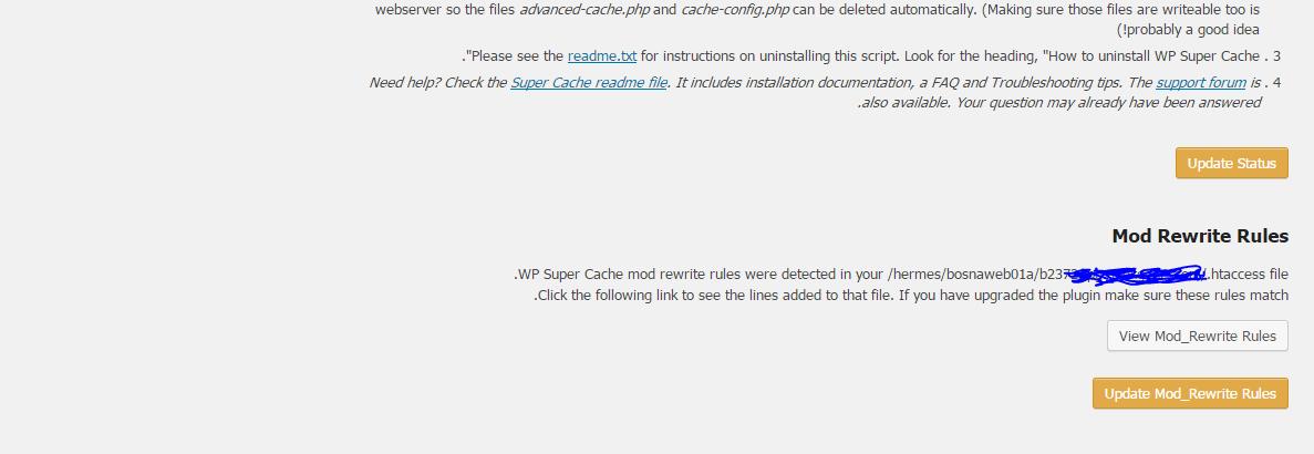 update mod rewrite rules geekgenes