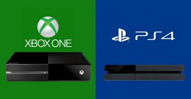 XBOX VS PS4 Geekgenes