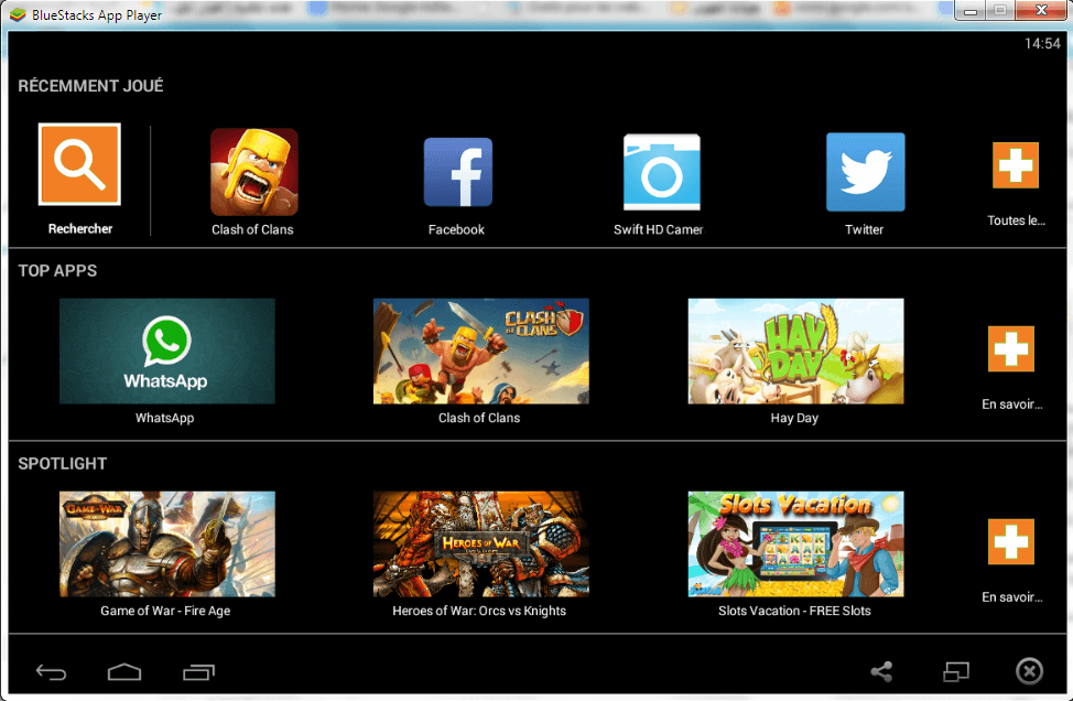 geekgenes Bluestacks app Player