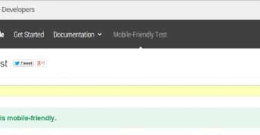 google mobil frindly test geekgenes