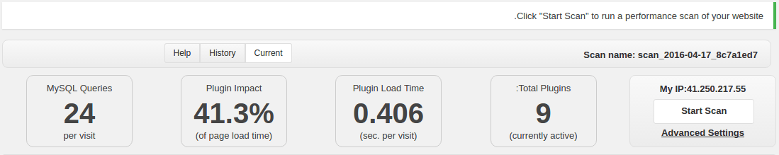 Plugin Performance Profiler1