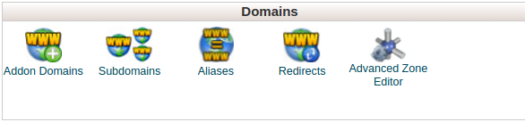 sub domains new